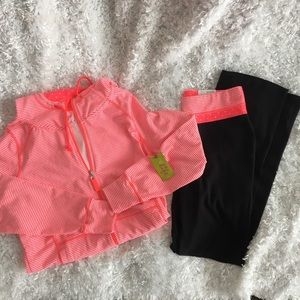 NWT 2 Piece Set by Made For Life Hoodie& Leggings